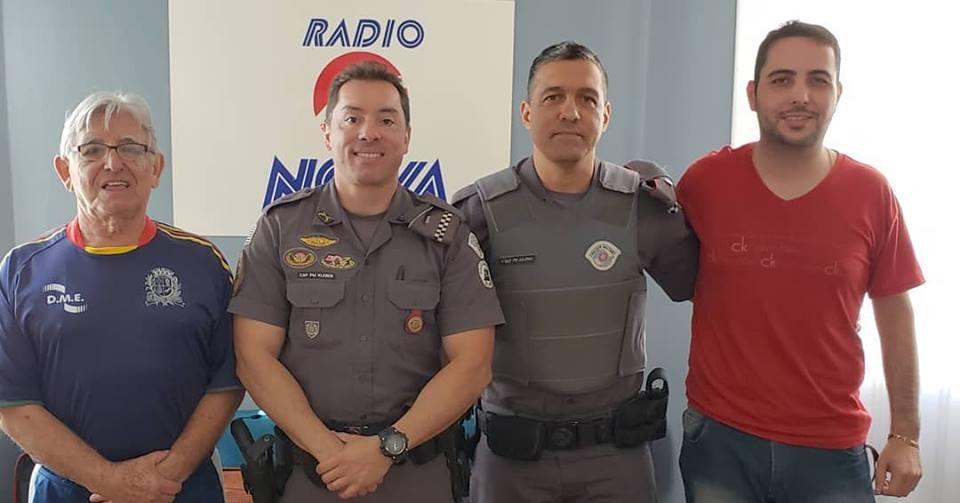 Polícia Militar de São Manuel adota B. O. eletrônico