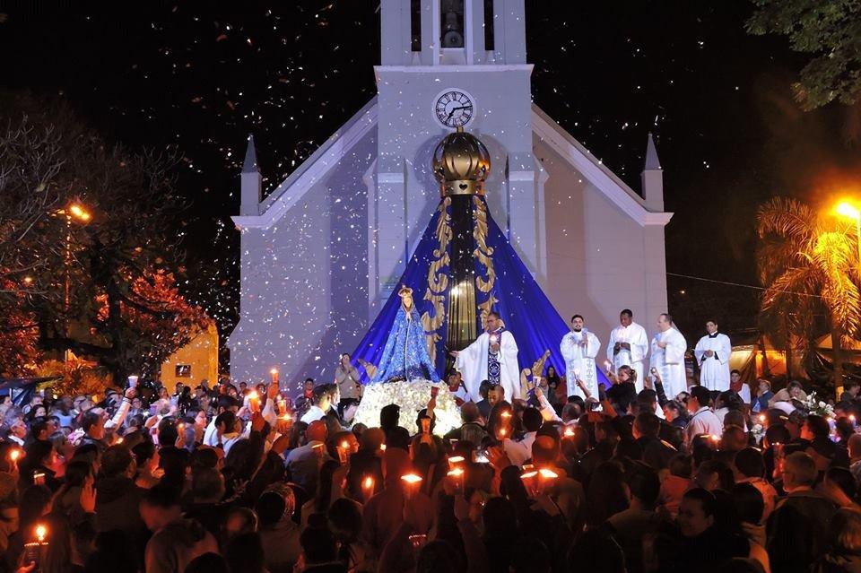Tradicional Festa de Aparecida de São Manuel tem sequência neste fim de semana