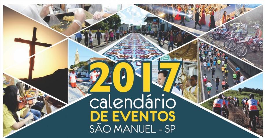 Inscrições de eventos para calendário unificado vão até dia 22