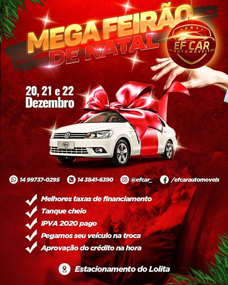 EF CAR realiza mega feirão de natal
