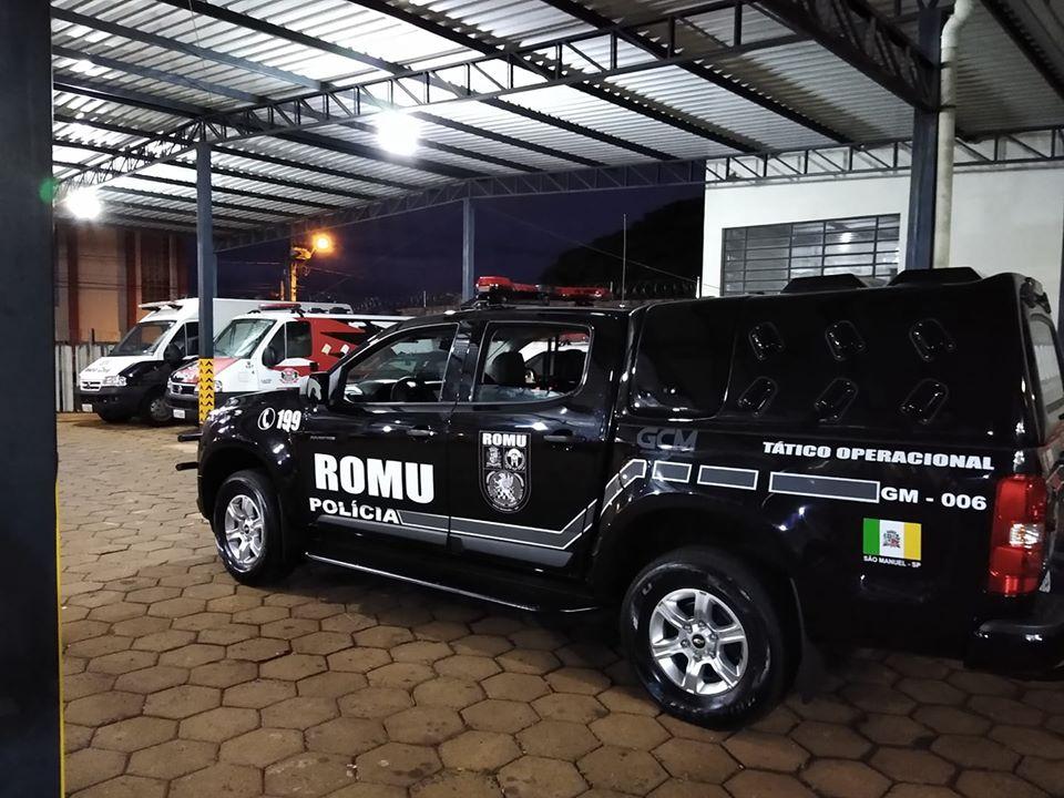 ROMU detém individuos procurados pela justiça