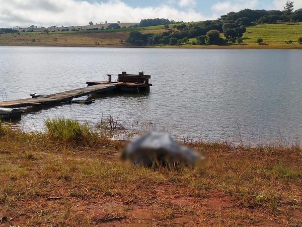 Homem morre após perder o equilíbrio e cair em rio de represa em Arandu