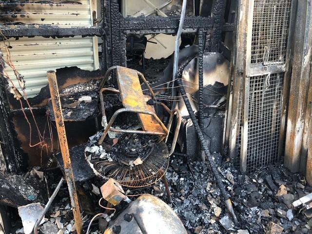 Botucatu: Polícia investiga se incêndio que destruiu milhares de testes para Covid-19 foi criminoso