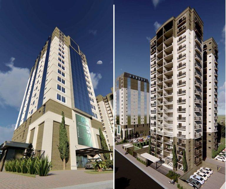 Botucatu: Novo empreendimento poderá gerar 500 empregos na Cidade. Será o maior prédio de Botucatu