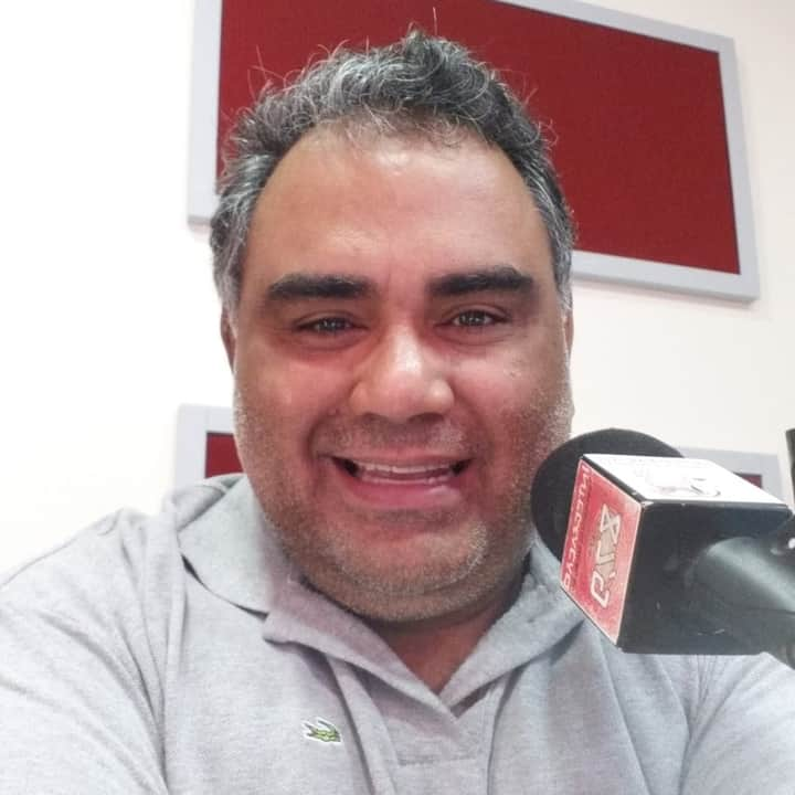 BRITO JR.  segue internado e funcionários de rádio entram em quarentena