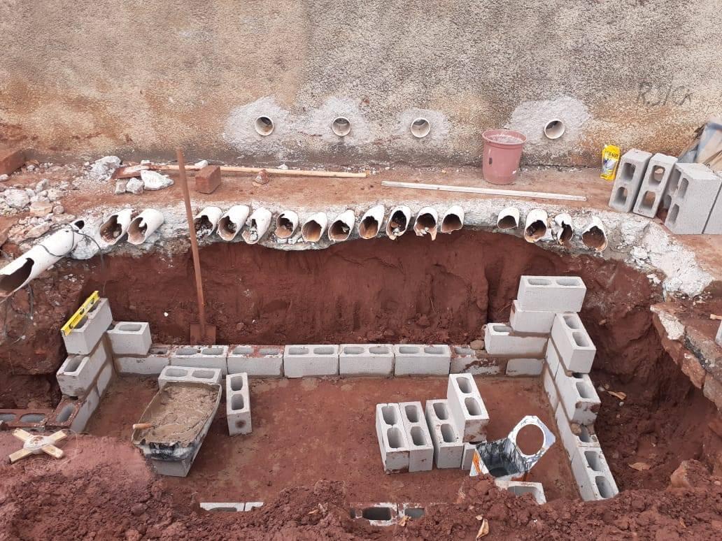 Prefeitura constrói galeria na vila Industrial
