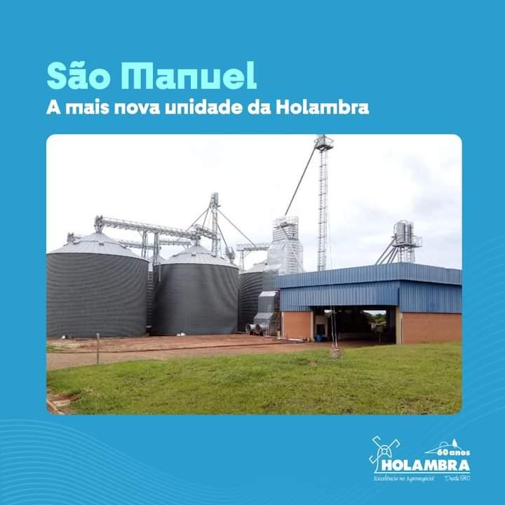 São Manuel contará com nova indústria em janeiro de 2021