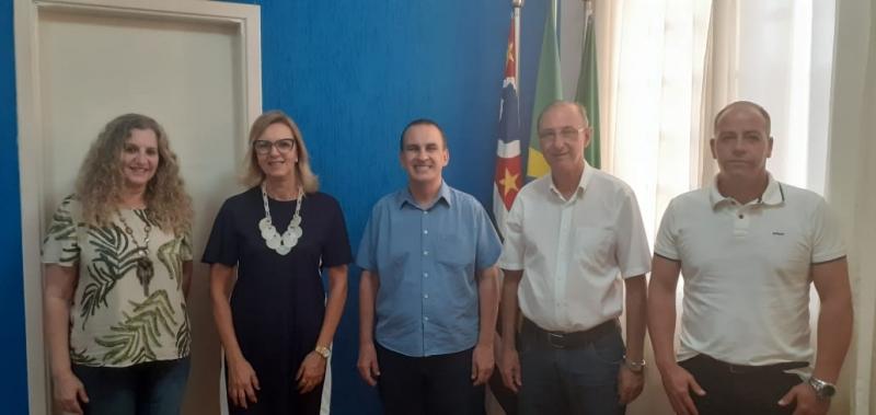 Salaro e Márcia anunciam equipe 2021 – 2024