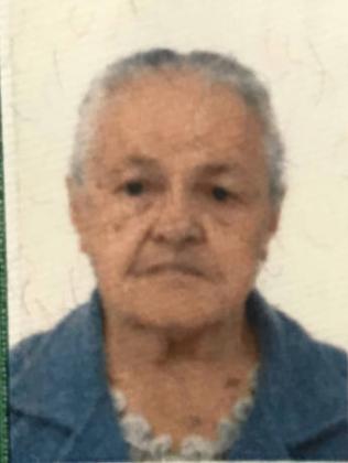 Nota de falecimento Maria José Sales moura