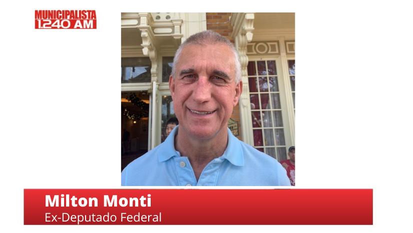 Em entrevista Miltinho fala sobre sua pré-candidatura a Deputado Federal