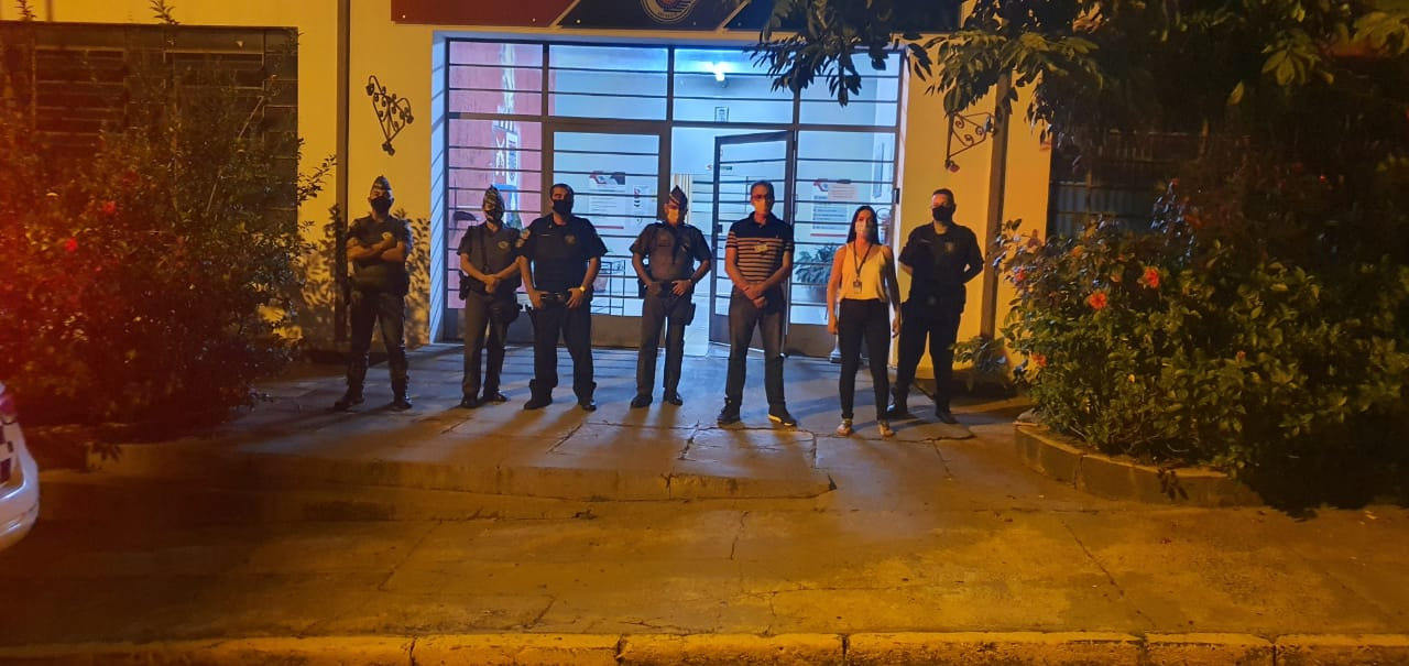 Operação restrição segue por mais um fim de semana em São Manuel