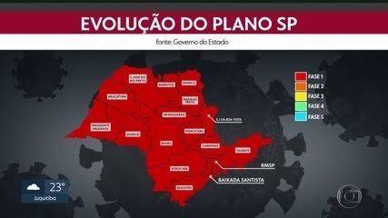 São Paulo aumenta horário de restrição de circulação