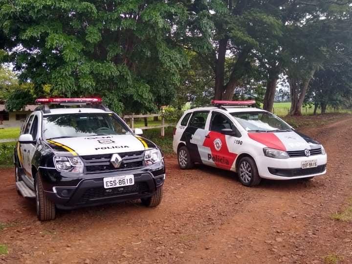GCM e PM prendem responsável por furto na região central de São Manuel