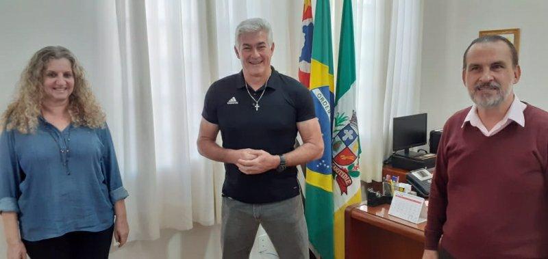 Élcio Frison é o novo diretor de esportes