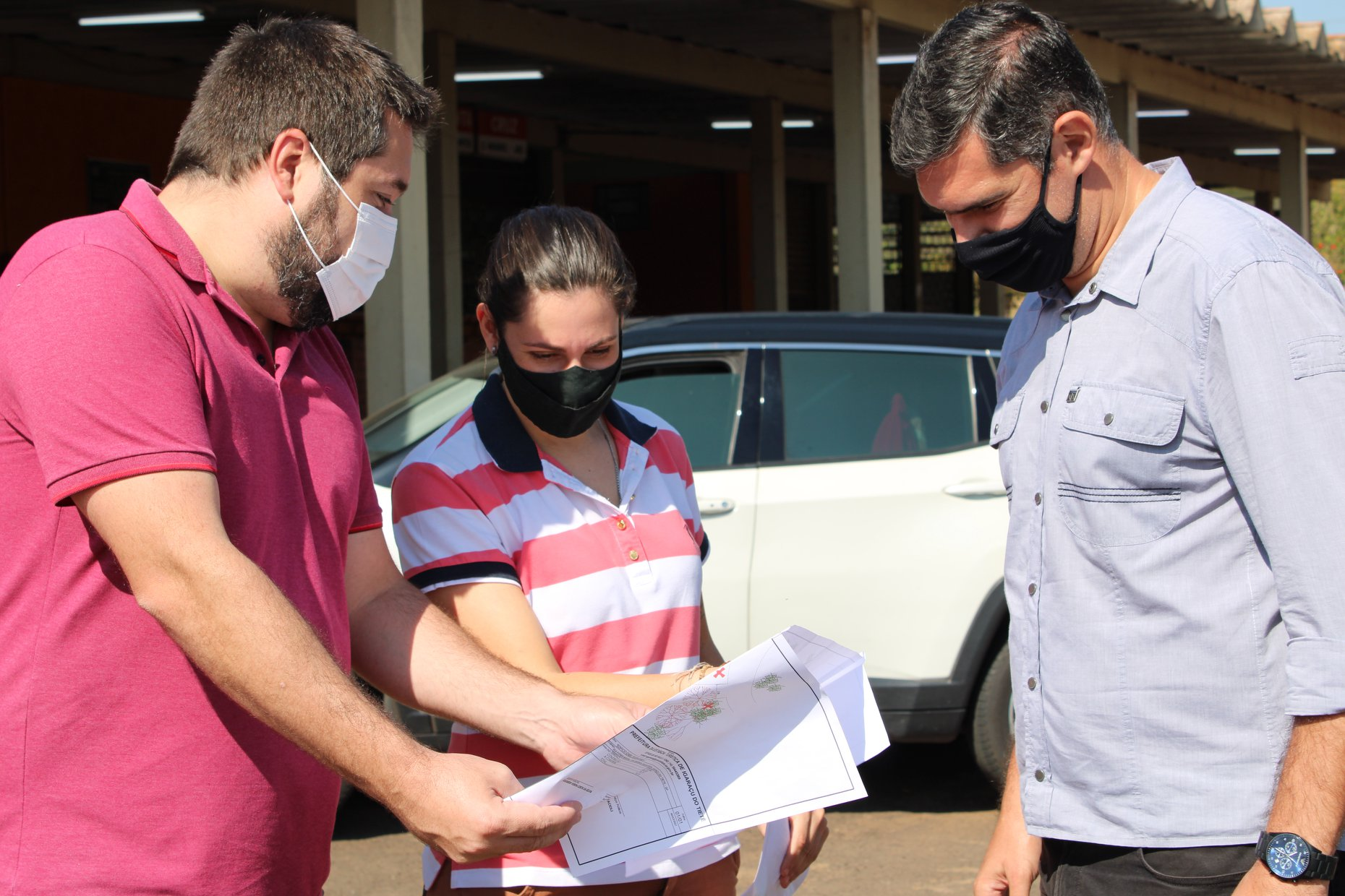 Nova rodoviária em Igaraçu do Tietê contará com posto policial