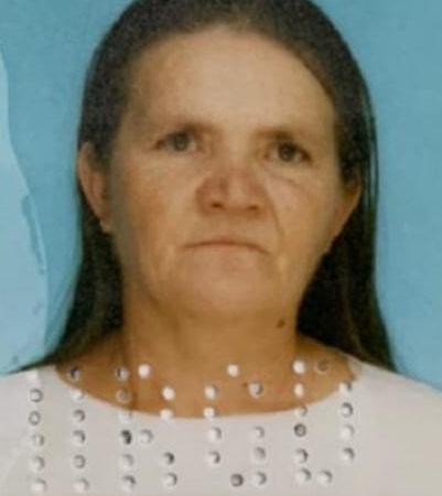 Nota de falecimento Alice Bernardo Nunes