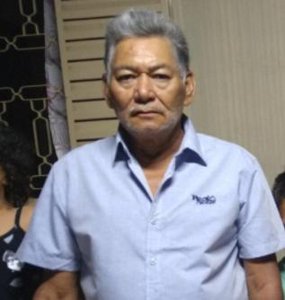 Nota de falecimento Adão Caldeira dos Santos