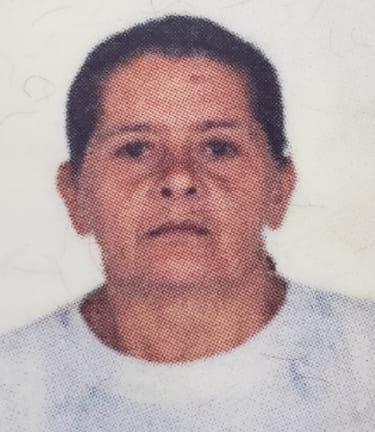 Nota de falecimento Elza Aparecida Capoano de Barros