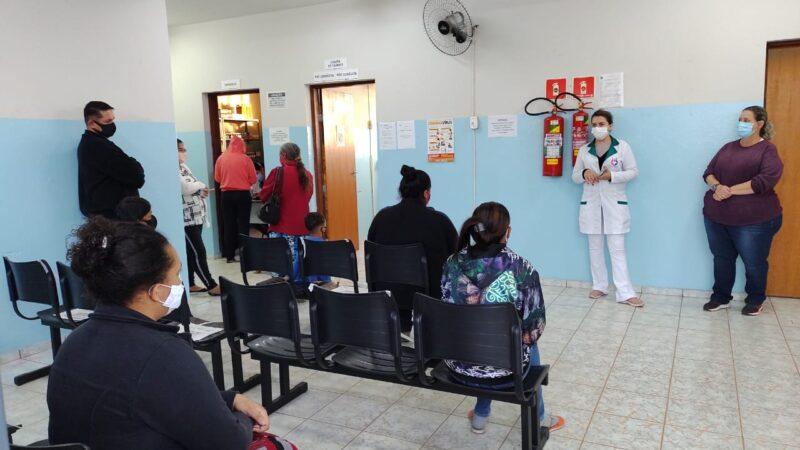Combate ao Abuso e à Exploração Sexual de Crianças e Adolescentes é tema de orientação em Postos de Saúde
