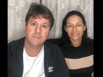 Após se recuperar de COVID, Tony Cadette faz live e conta experiência com a doença
