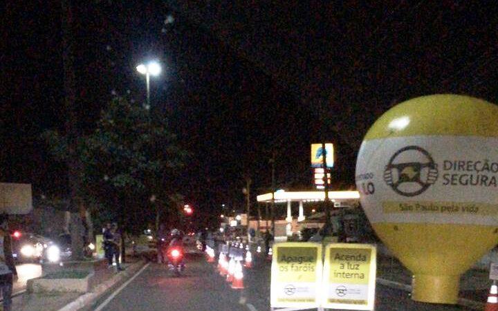 PM e GCM vão intensificar operações de trânsito em São Manuel