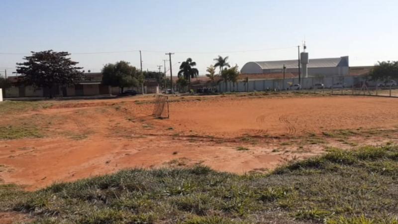 Santa Mônica ganhará um jardim com área de lazer