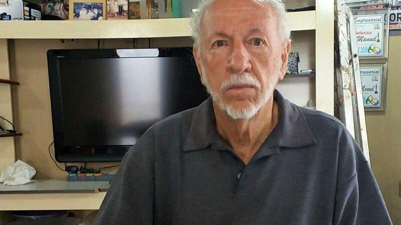 Nota de falecimento prof. João Abílio Moreto