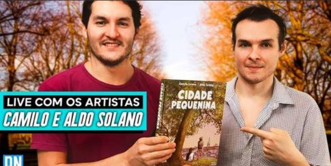 Histórias e causos de São Manuel são imortalizadas por irmãos em HQ
